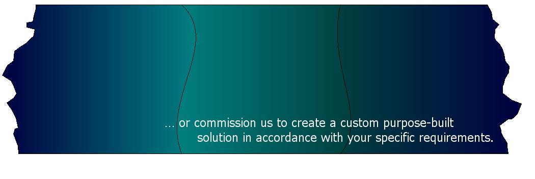 Custom office and web-based databases